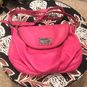 Limited edition hot pink Marc Jacobs Purse
